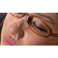 【フルHD】小田由宇のウィークリーザーメン 中年童貞VS由宇ちゃんW顔射ぶっかけ編 完全版セット