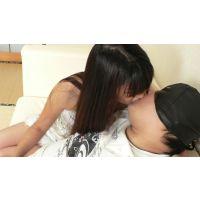 【フルHD】接吻手コキ KISS-HANDJOB 超唇が柔らかい由宇ちゃんとのエロエロ接吻手コキ!編