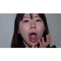 ザーメンガールズONLINE セーラー服アスカちゃんとスキンシップ!最後はお口にたっぷりザーメン口内射精!編