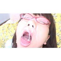 ザーメンマニアのサークルVENOM 綺麗な眼鏡ナースが口内発射でゴックン!連続顔射ぶっかけ大会!編