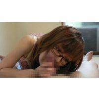 恵那先生,ベロ,舌,唾液,胸チラ,眼鏡,フェラ,長い舌,舐め,唾,ツバ.CFNM,貧乳, Download
