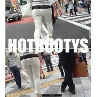 【HOT-MOVIE015】白ピタオシャレお姉さん尻HD