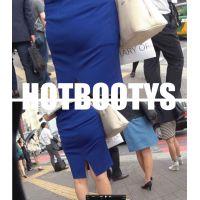 【HOT-MOVIE012】ハイウエストタイトスカートのお姉さんHD