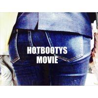 【HOT-MOVIE003】動画美尻お姉さんデニムHIPのパツパツ