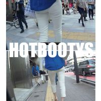 【HOT-MOVIE020】白ピタパンピチピチお姉さんHD