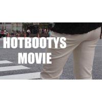 【HOT-MOVIE001】白ピタパンツのお姉さん美尻HD