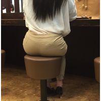 【HOT-MOVIE072】ベーパンパツパツ座るお尻
