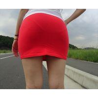 【HOT-MOVIE070】ミニスカセクシーなお姉さんHIP