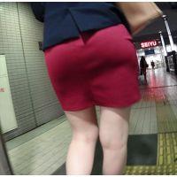 【HOT-MOVIE073】デパートで徘徊するピタピタミニタイトスカート