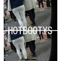 【HOT-MOVIE006】白ピタデギンスのむっちり尻HD