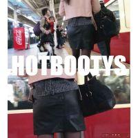 【HOT-MOVIE046】レザータイトミニギャルHD