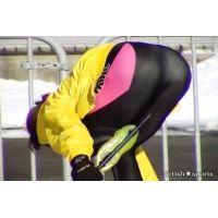 【fetish★sports】 スピードスケート(2)