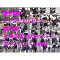 NPV-034 パンチラウラレビュー 「ACT-NET 風神仮面 街角パンチラ風チラスペシャルVol.1」