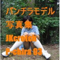 パンチラモデル写真集 JKcrotch P-chira 03