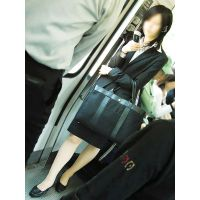 就活応援☆リクルートスーツで頑張ってる女子大生画像 JD 新人OL リクスー(26)