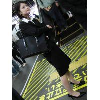 就活応援☆リクルートスーツで頑張ってる女子大生画像 JD 新人OL リクスー(25)