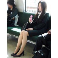 就活応援☆リクルートスーツで頑張ってる女子大生画像 JD 新人OL リクスー(10)