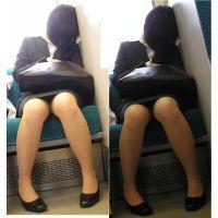 就活応援☆リクルートスーツで頑張ってる女子大生画像 JD 新人OL リクスー(14)