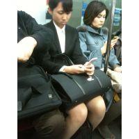 就活応援☆リクルートスーツで頑張ってる女子大生画像 JD 新人OL リクスー(12)