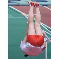 日本学生陸上競技選手権大会女子棒高跳【スローモーション動画】スポーツ編 3101