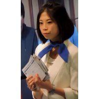 2015ドラッグストアショーチラシを配るコンパニオン【動画】イベント編 903