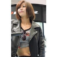 2015モーターサイクルショーなんかキモいコンパニオンw【動画】イベント編 1248