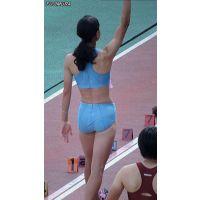 日本学生陸上競技選手権大会女子三段跳【動画】スポーツ編 3003