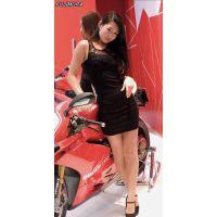 2015モーターサイクルショー色っぽいコンパニオン【動画】イベント編 1209と1205セット販売