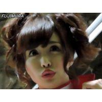 2015オートサロンたらこ唇ハーフっぽい顔のコンパニオン【動画】イベント編 642と617セット販売