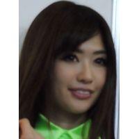 CP+2015顔をアップでファインシードブースのコンパニオン【動画】イベント編 1014