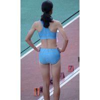 日本学生陸上競技選手権大会女子三段跳【動画】スポーツ編 3006