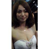 2015オートサロン谷間強調おっぱいコンパニオン【動画】イベント編 632