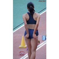 日本学生陸上競技選手権大会女子三段跳【動画】スポーツ編 3001〜3009セット販売