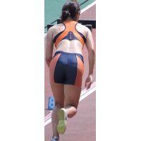 日本学生陸上競技選手権大会女子三段跳【スローモーション動画】スポーツ編 3112