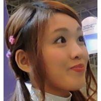 2015オートサロンキモい顔をするコンパニオンw【動画】イベント編 647