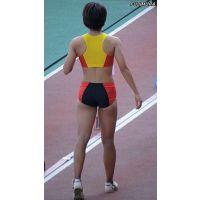 日本学生陸上競技選手権大会女子三段跳【動画】スポーツ編 3002