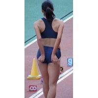 日本学生陸上競技選手権大会女子三段跳【動画】スポーツ編 3004〜3012セット販売