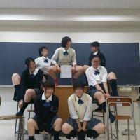 リア充童顔学生の制服日常風景
