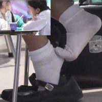 【動画】白ソックスの女学生7