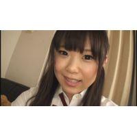 女子●生みふゆちゃんの自画撮りオナニー