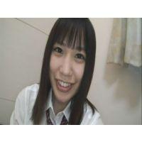 女子●生かすみちゃんの自画撮りオナニー
