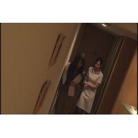 女性支配人Y氏からのOL出張レズマッサージ盗撮映像�