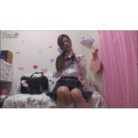 女子●生こいちゃんの自画撮りオナニー
