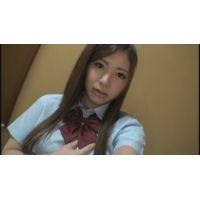 女子●生いおりちゃんの自画撮りオナニー