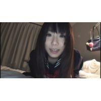 女子●生ありすちゃんの自画撮りオナニー