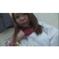 女子●生あみちゃんのお口ザーメンフェラ