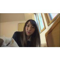 女子●生りんちゃんのお口ザーメンフェラ