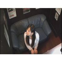 マン喫店長T氏からの盗撮オナニー映像(A子さん�)