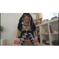 女子●生ゆきなちゃんの自画撮りオナニー
