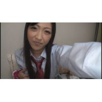 女子●生のぞみちゃんの自画撮りオナニー